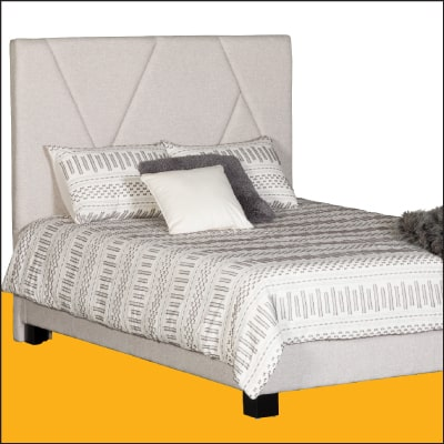 Miami Platform Queen Bed