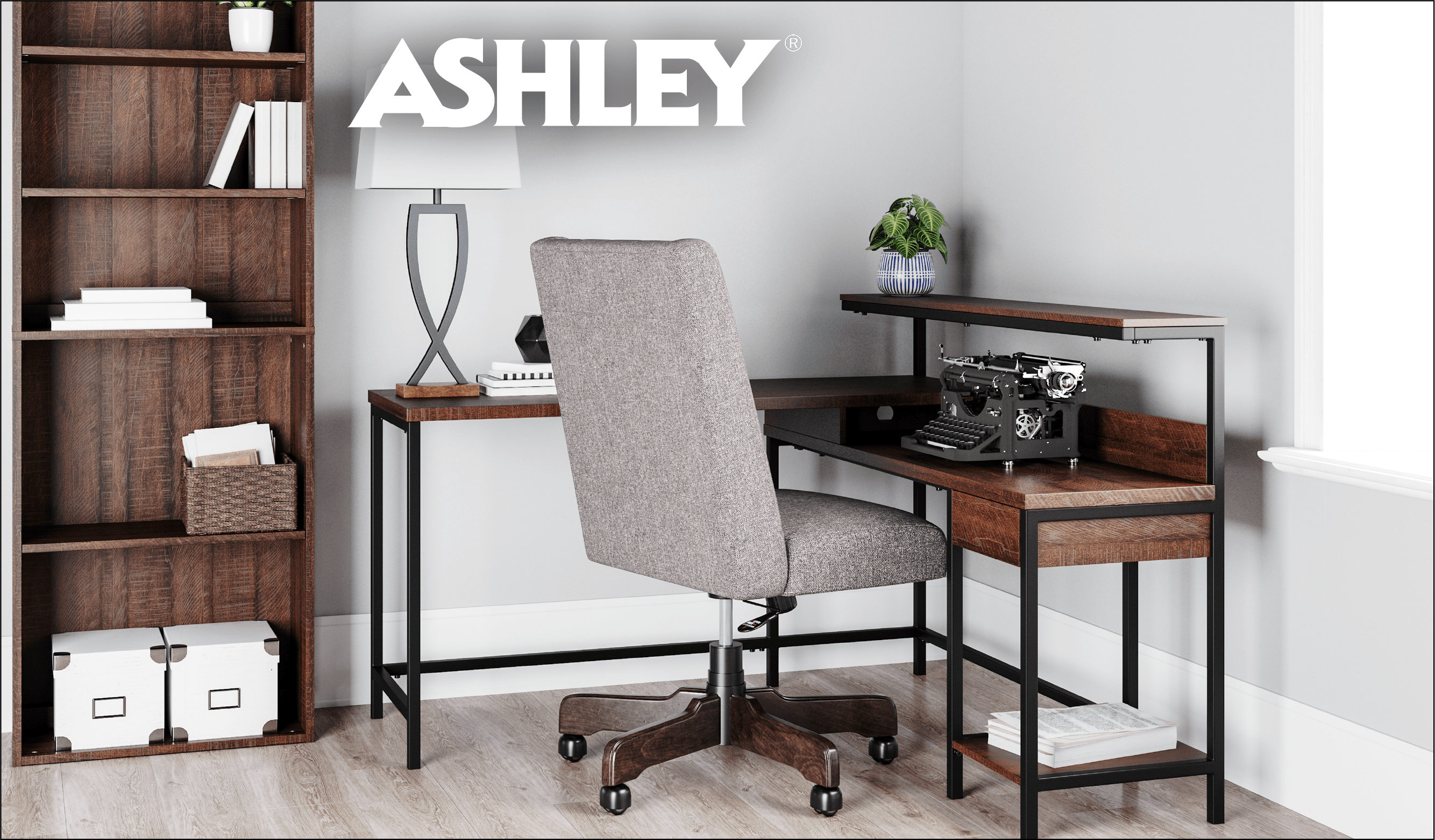 Ashley Furniture at AFW!