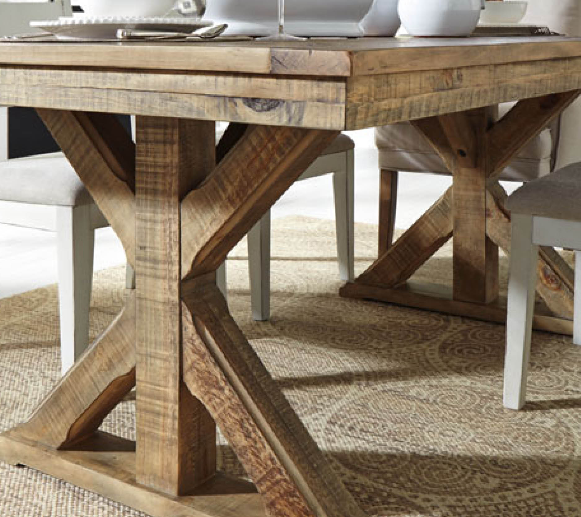 Grindleburg Rectangular Dining Table<