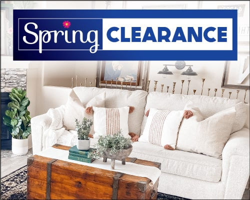 Spring Clearance Event!