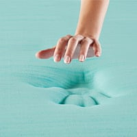 Cool Twist Gel Memory Foam